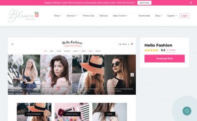 Hello Fashion screenshot