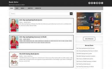 book-drive.com screenshot