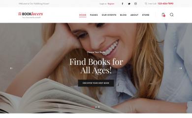 Booklovers screenshot