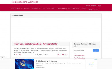 bookmark4you.online screenshot