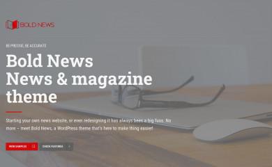 Bold News screenshot