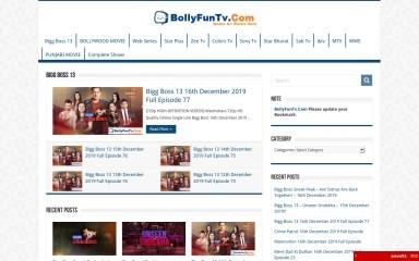 bollyfuntv.com screenshot