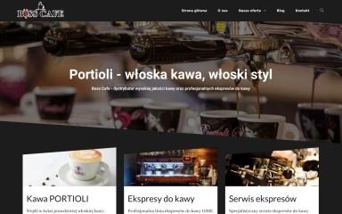bosscafe.pl screenshot
