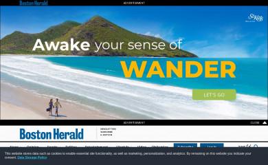 http://bostonherald.com screenshot