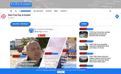 http://bpiautosok.hu screenshot