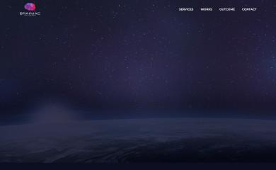 brainiaccommerce.com screenshot