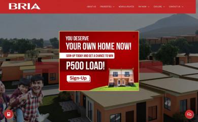 bria.com.ph screenshot