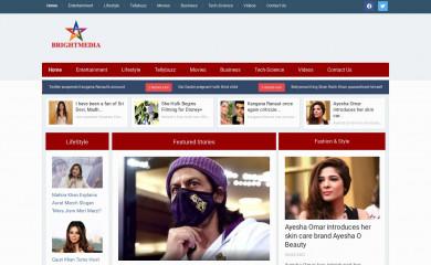 brightmediapakistan.com screenshot