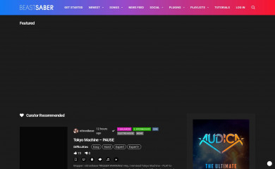 bsaber.com screenshot