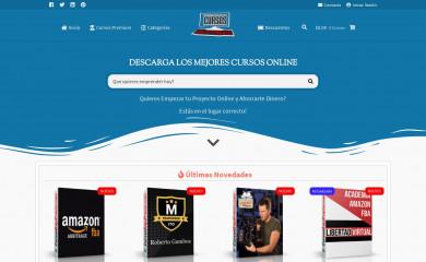 cursosbajoprecio.com screenshot