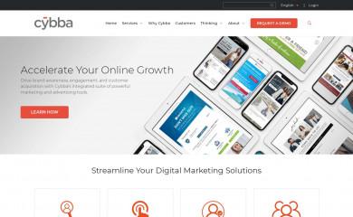 http://cybba.com screenshot