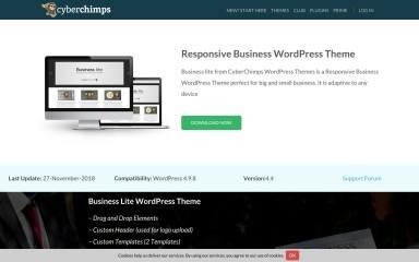 Business lite screenshot