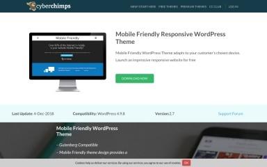 Mobile Friendly screenshot