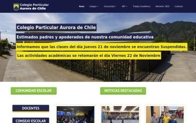 cachb.cl screenshot