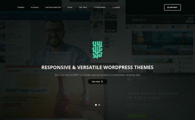 http://cactusthemes.com/ screenshot