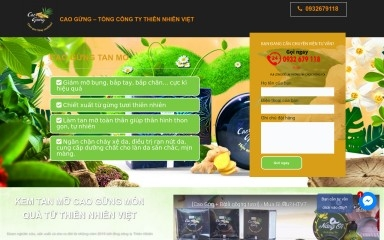 caogung.com.vn screenshot