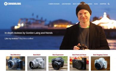 cameralabs.com screenshot