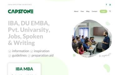 capstonebd.com screenshot
