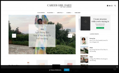 careergirldaily.com screenshot