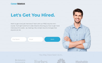 careersidekick.com screenshot