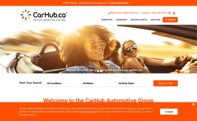 carhub.ca screenshot