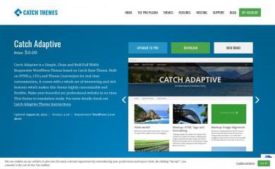 Catch Adaptive screenshot