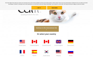 http://catit.com screenshot