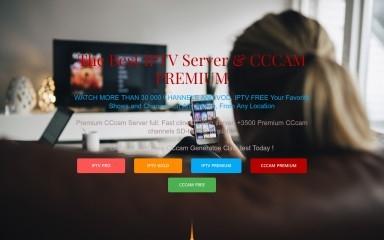 cccamyou.com screenshot
