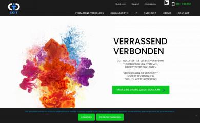 http://ccit.nl screenshot