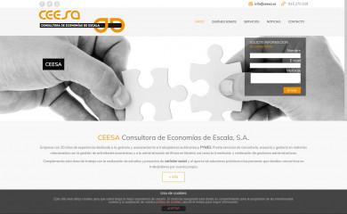 ceesa.es screenshot