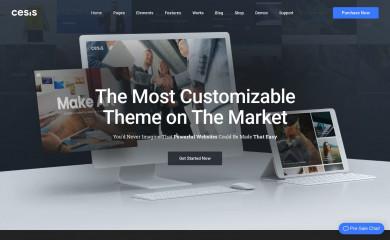 http://cesis.co/ screenshot