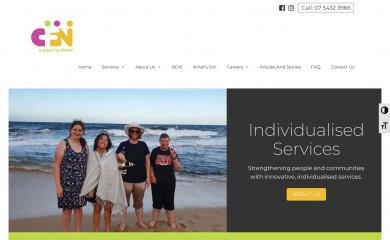 cfn.org.au screenshot