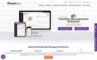 chambermaster.com screenshot