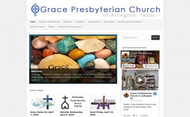 churcharlington.com screenshot