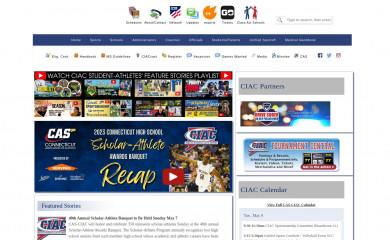 ciacsports.com screenshot