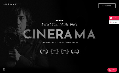 Cinerama screenshot