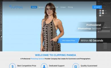 clippingpanda.com screenshot