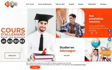 http://clvtunis.com screenshot
