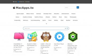 cmacapps.com screenshot