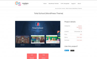 Total School screenshot