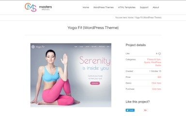 Yoga Fit screenshot