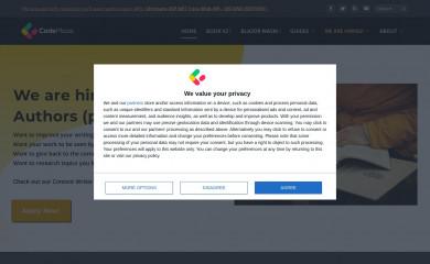 code-maze.com screenshot