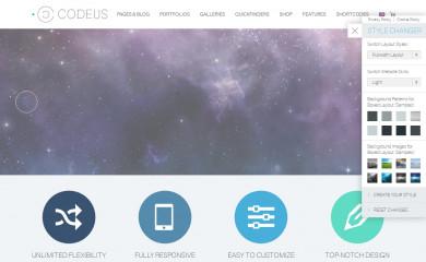 Codeus screenshot