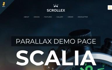 Scalia Scrollex Child screenshot