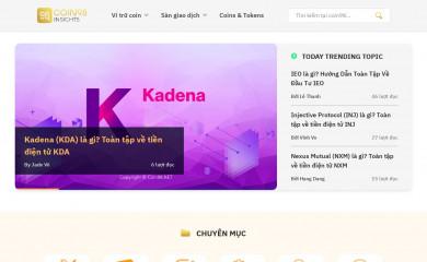 coin98.net screenshot