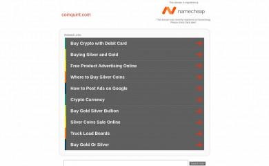 coinquint.com screenshot