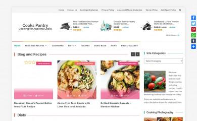 cookspantry.org screenshot