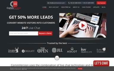 commversion.com screenshot