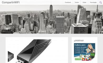 compartirwifi.com screenshot