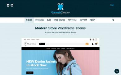 Modern Store screenshot